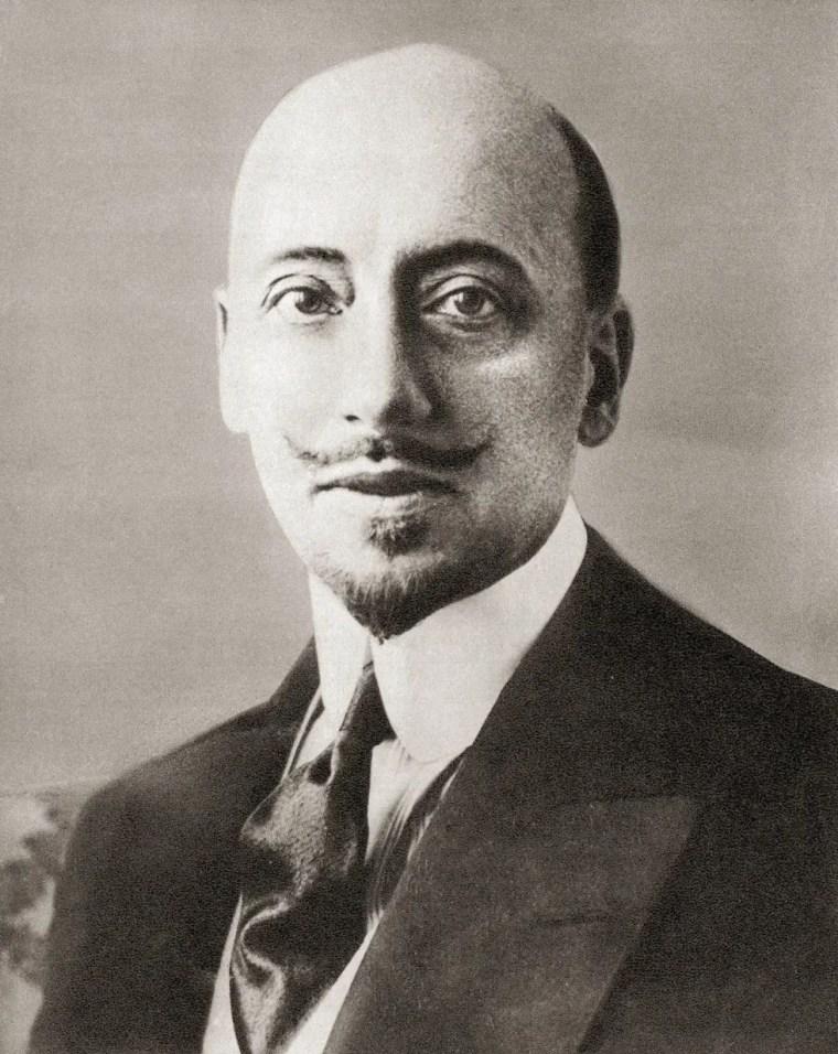 Gabriele D'Annunzio, ritratto