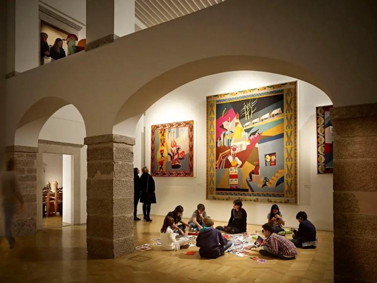 La casa d'arte futurista Fortunato Depero