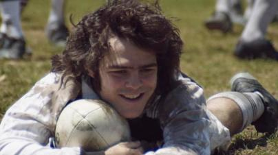 In this undated film frame released by K&S Films actor Peter Lanzani performs as Alejandro Puccio during the film The Clan by Argentine filmmaker Pablo Trapero. The well-reviewed film has had the most successful launch of any Argentine film. It's headed for film festivals in Venice, Toronto and San Sebastian, followed by release later in Europe and possibly the United States. (K&S Films via AP)