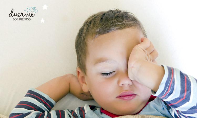 Problemas bebes y niños siestas