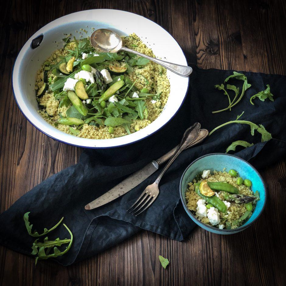 Jamie Oliver 15 Minuten Küche Couscous 5 Schmackhafte Pak Choi