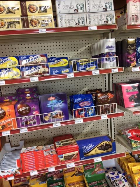 Halgo, chocolates