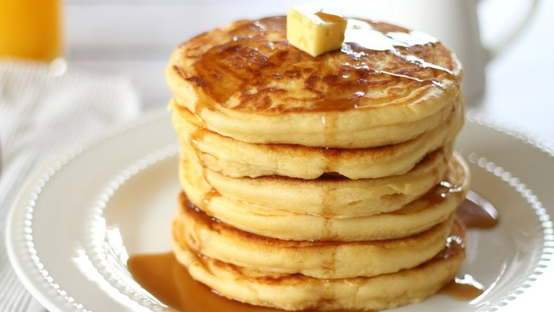 Three Best Places To Eat Pancakes In North Carolina