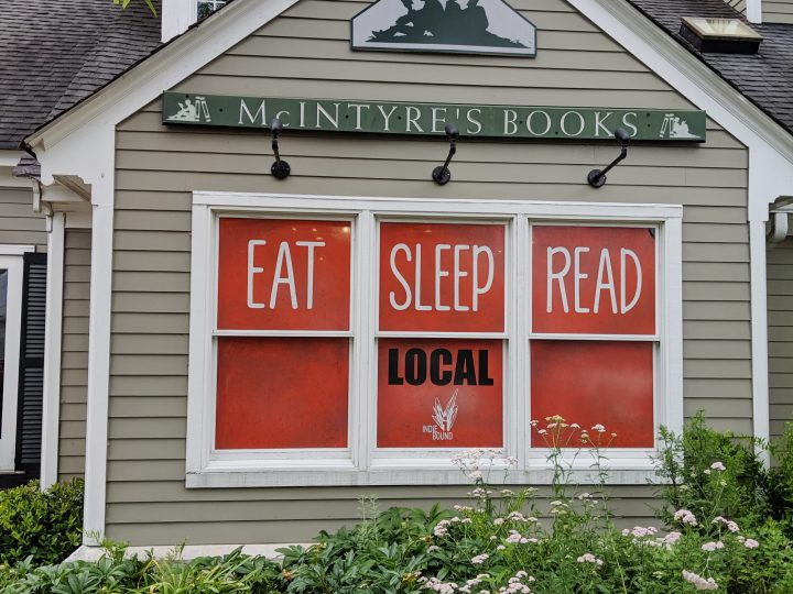 Fearrington Village's McIntyre's Books In Pittsboro, NC