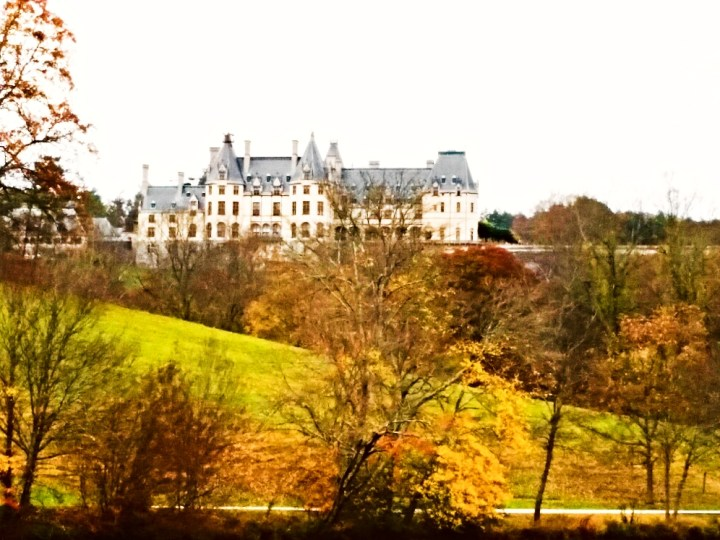 Autumn Is Amazing At Biltmore Estate In Asheville, NC