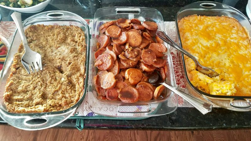 Six Traditions For A Southern Thanksgiving