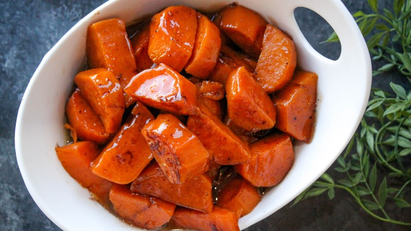 Five Sweet Potato Dishes You Need To Make This Thanksgiving That Aren't Pies