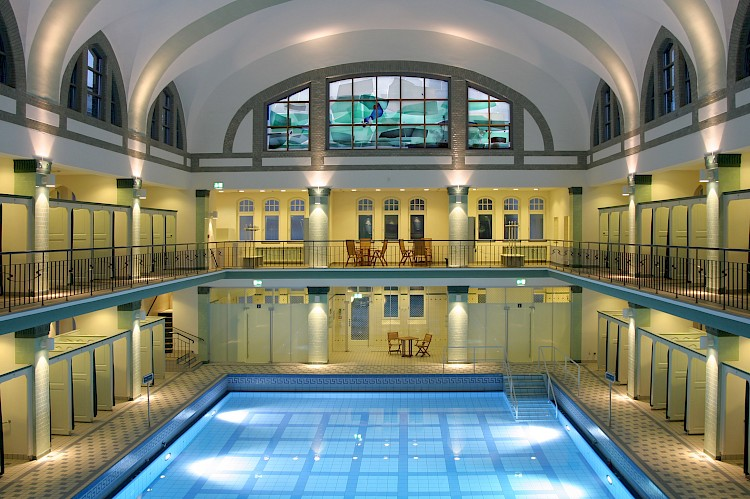 Luxus Spa Hotel Dusseldorf