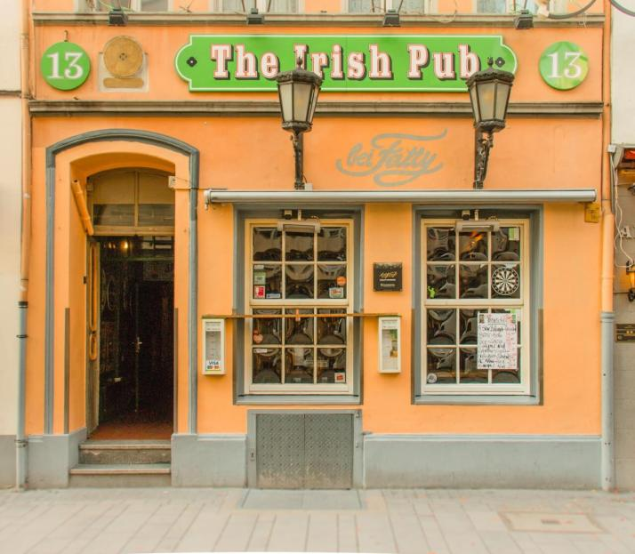 The Irish Pub bei Fatty