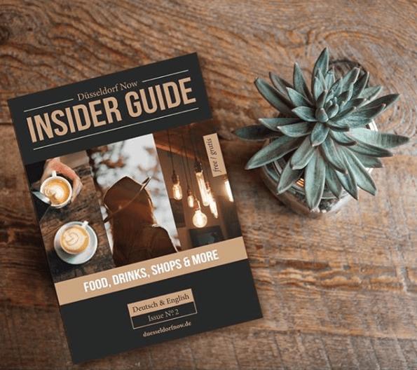 Düsseldorf Now Insider Guide