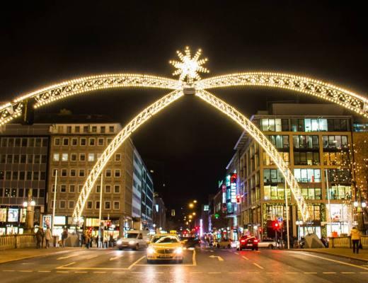 Dezember Düsseldorf