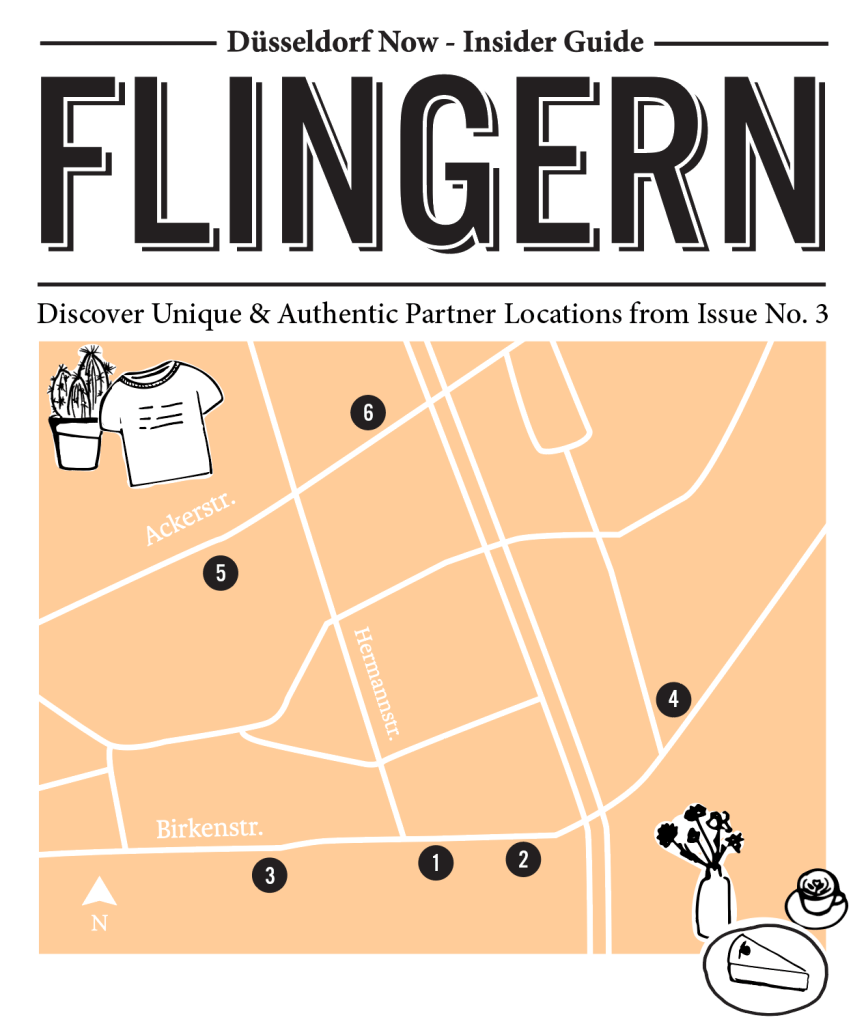 Düsseldorf Now Insider Guide - Issue 3 Flingern