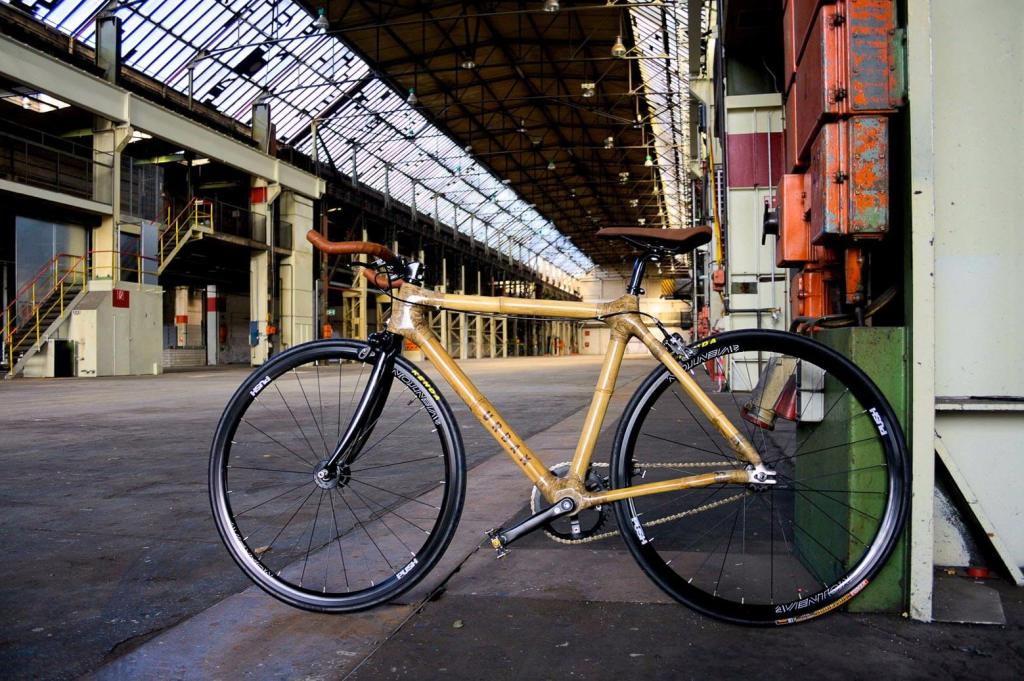 URBAM Bamboo Bicycles