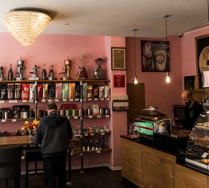 Espresso Perfetto Kaffee Bar