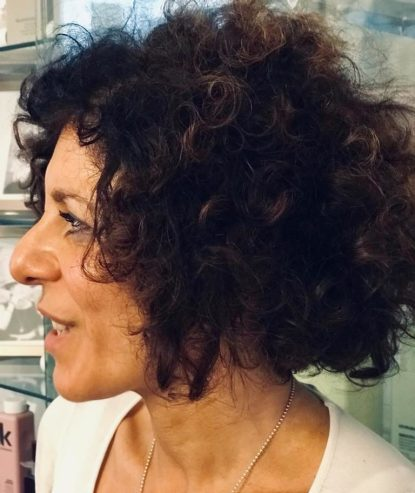 Viki D. Head of Hair