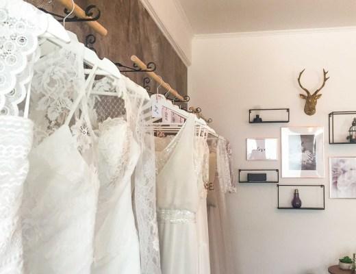 Caleesi Bohemian Bridal Couture