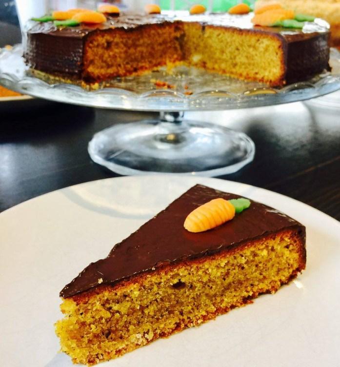 Café Carrot/Cake