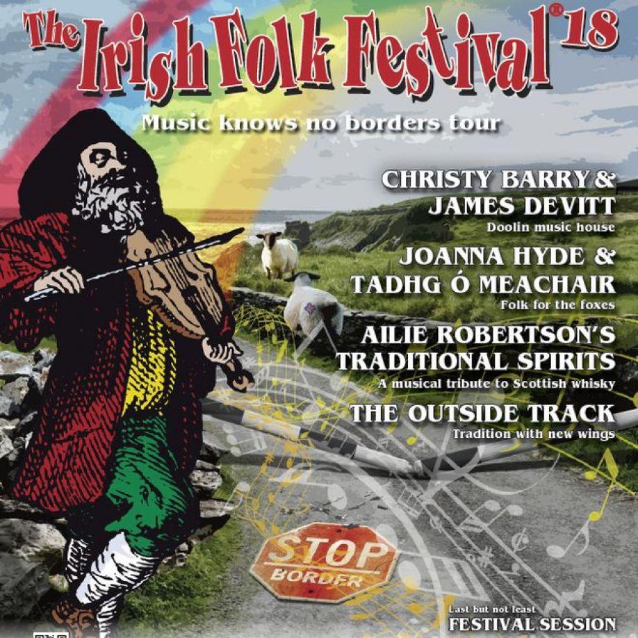 Irish Folk Festival Düsseldorf