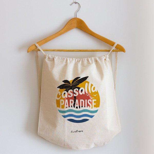 mochila cuerdas cassalla paradise