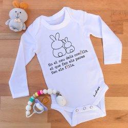 body en el cau dels conills el que fan els pares fan els fills