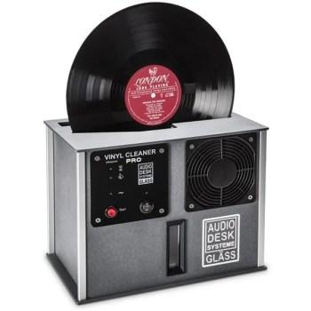 Audiodesk Pro platevasker