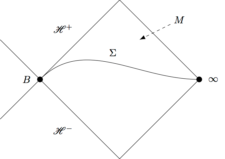 Black hole scalar charge from a topological horizon