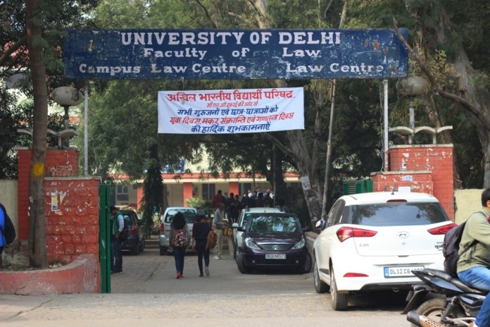 30% Seats At DU Law Faculty Gets Wasted Every Year,Law Student Files Plea In Delhi High Court