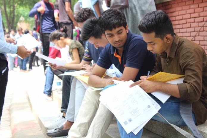 DU Admissions 2018 : Cutoff Schedule For Merit Based UG Admissions,Only 5 Cutoffs This Year