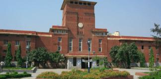 Sexual Harassment Case On DU's Chemistry Department HOD Deferred