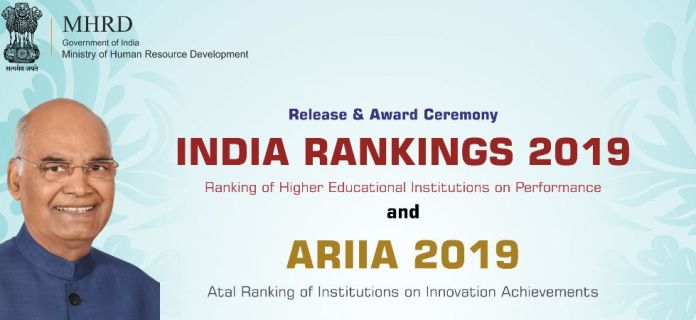 NIRF College Rankings 2019 : Miranda House Bags The Top Spot For Third Time In A Row