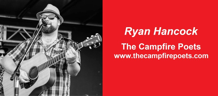 A picture of Ryan Hancock of the Campfire Poets