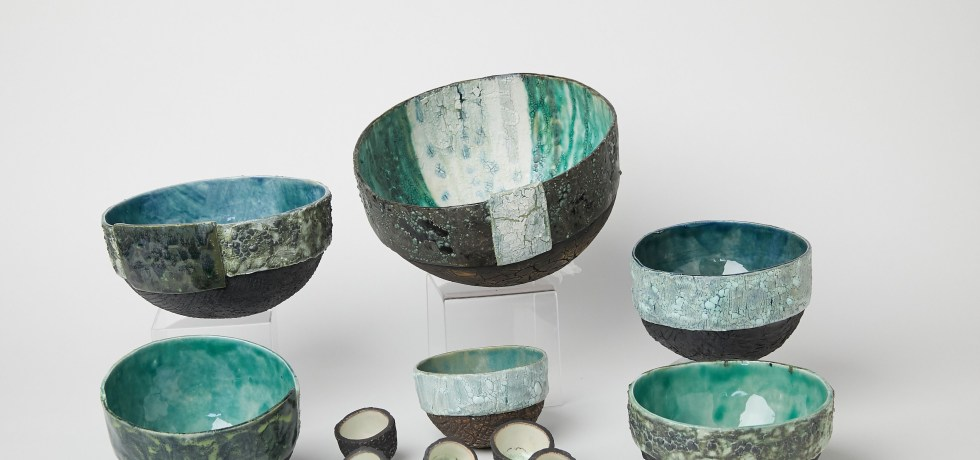 Bowls by Jolanta Jung