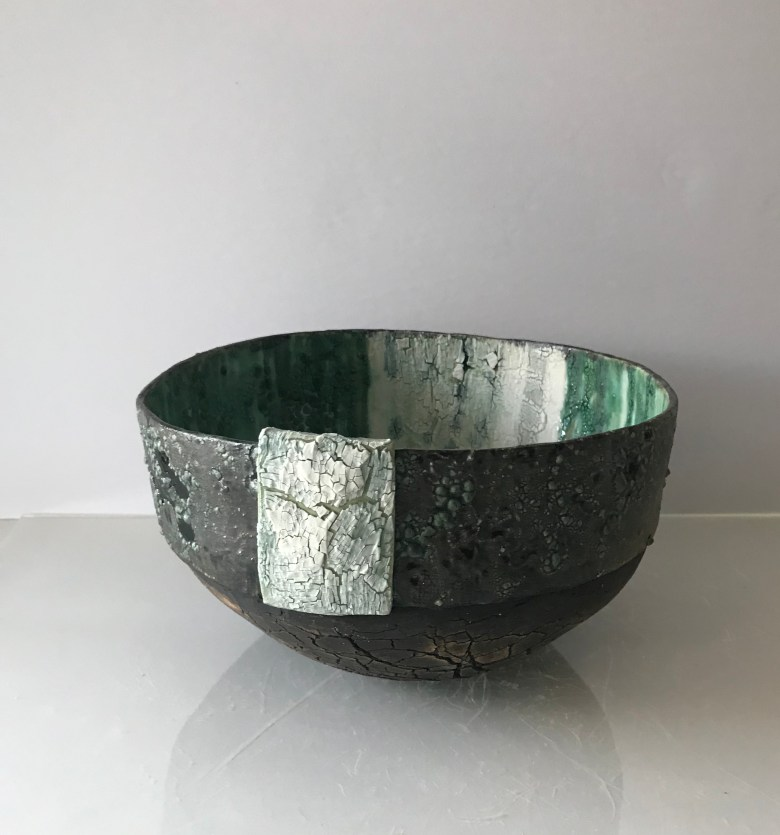A bowl by ceramicist Jolanta Jung - Places to Spot & Shop: The Artful Corridors of Commerce!