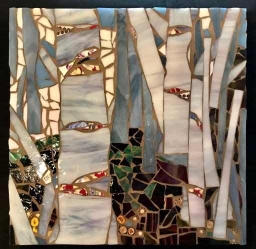 Happy Birch by MaryLou Hurley - Places to Spot & Shop: The Artful Corridors of Commerce!