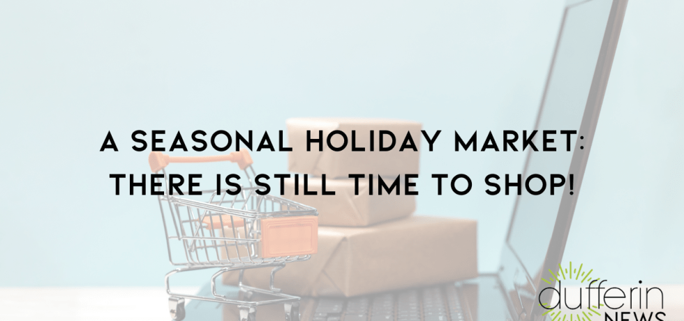 Seasonal Holiday Market