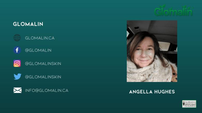 Glomalin - Angella Hughes - Dufferin's Spotlight on Business