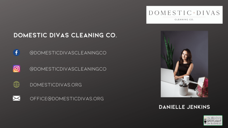 Domestic Divas Cleaning Co. - Dufferin's Spotlight on Business
