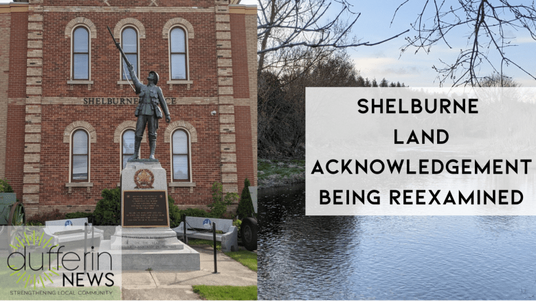 Town of Shelburne Re-Examining Land Acknowledgement