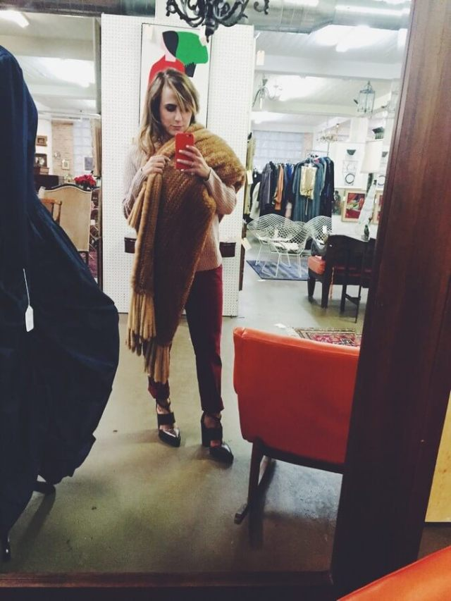 Alex Duffy of Duffy Dossier — 3 Ways to Style Fur, womens clothing, chicago microblogger