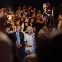 Duffy dossier, new york fashion week, ss16, badgley mischka