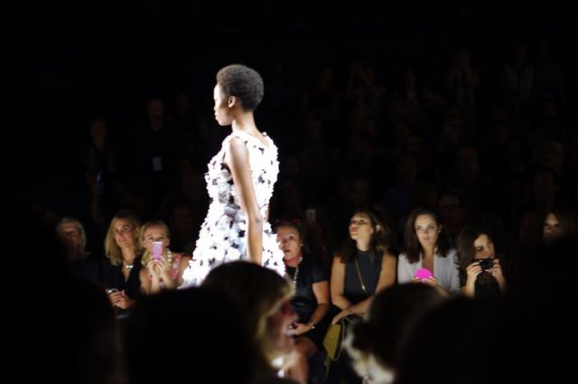 Duffy dossier, new york fashion week, ss16, badgely mischka