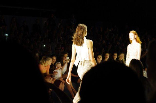 Duffy dossier, new york fashion week, ss16 badgely mischka