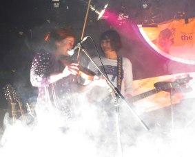 Mandi & Lou Space Dub Jammin