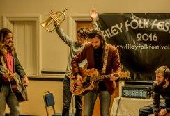 Jay and band