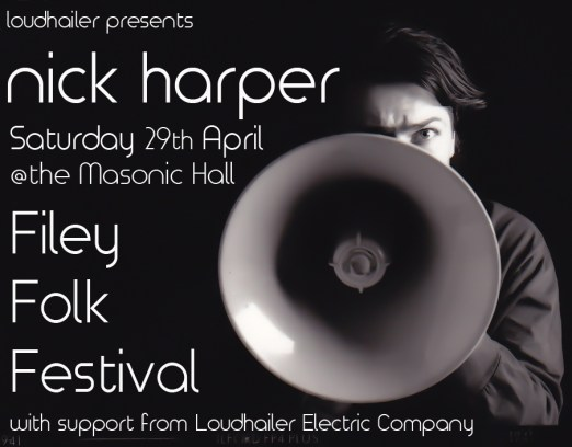 The most awesome Nick Harper
