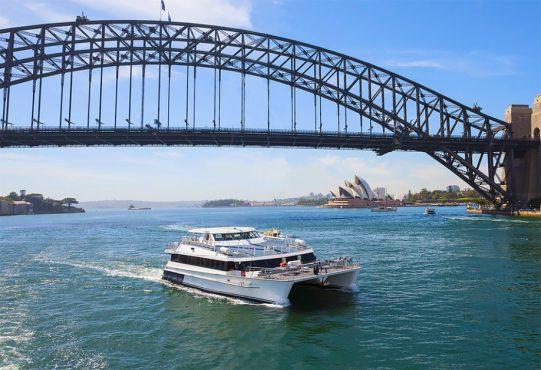 Harbourside Cruises