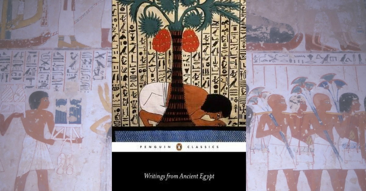 writings of ancient egypt