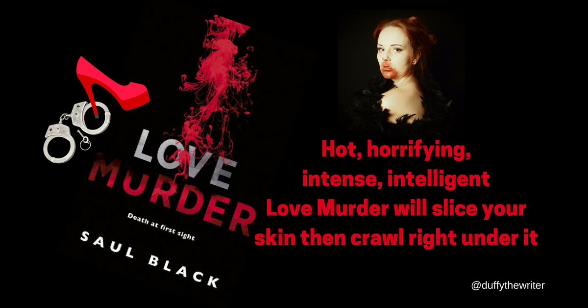 Lovemurder - Slick, intelligent and seriously twisted