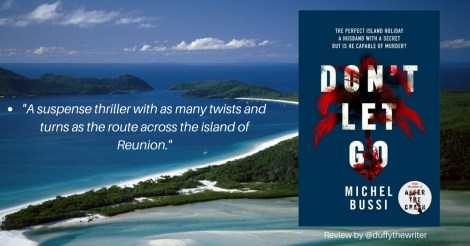 don't let go book review @duffythewriter