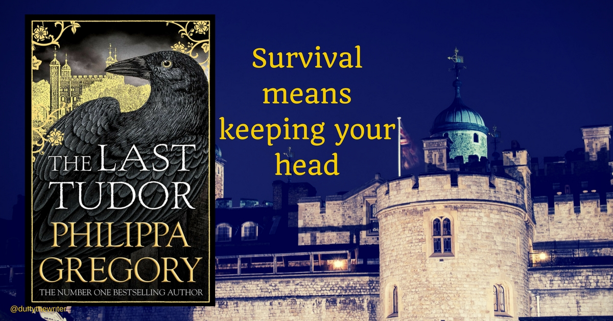 the last Tudor review @duffythewriter
